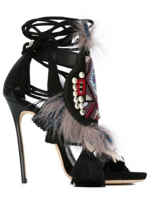 sandali-open-toe-stile-tribale-dsquared2